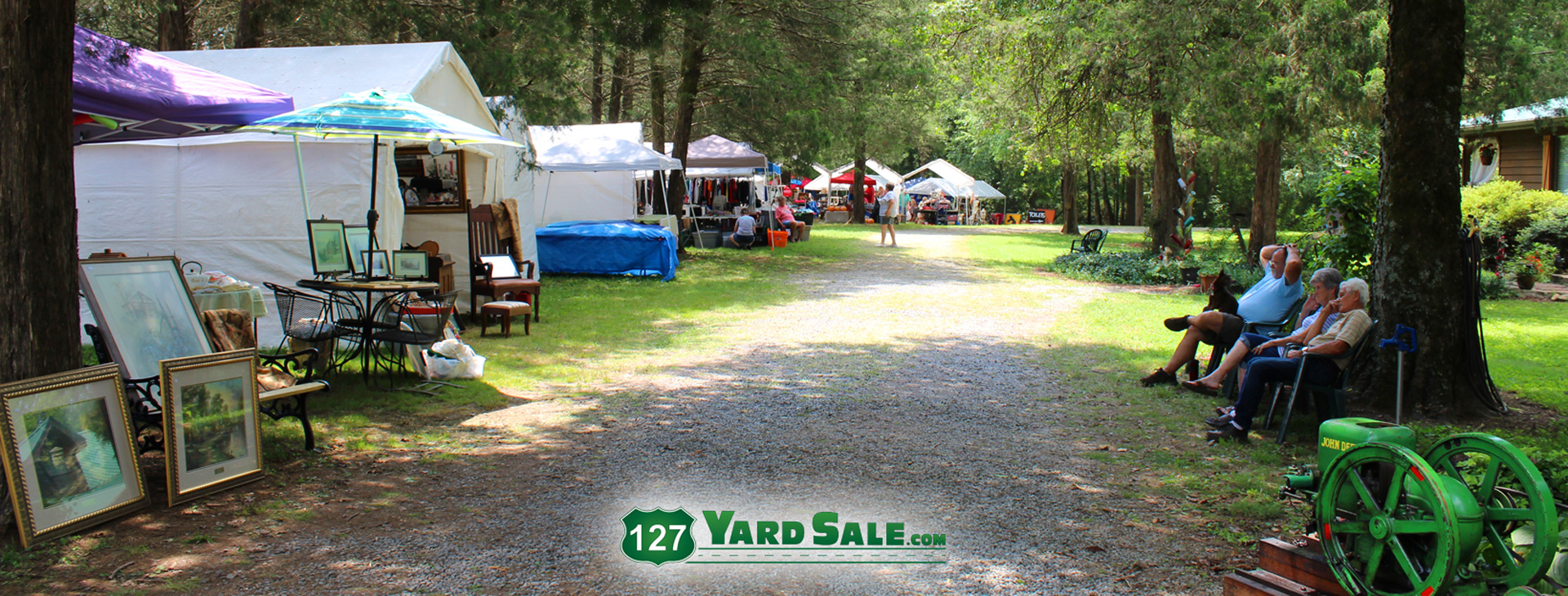 127 Yard Sale - The World\'s Longest Yard Sale! August 6-9 ...