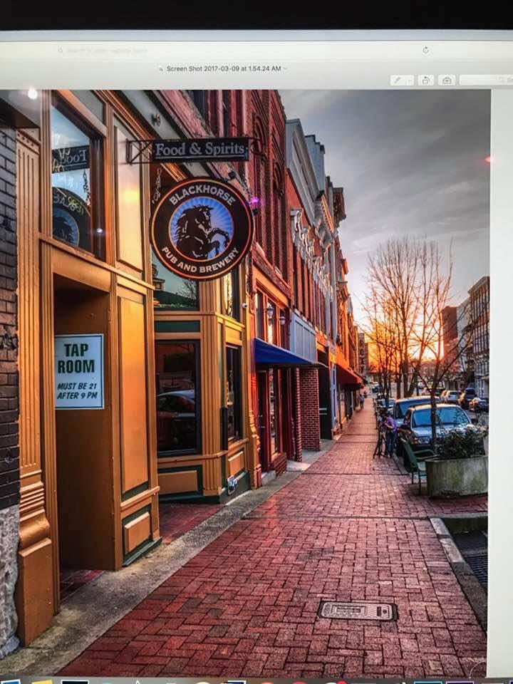 Blackhorse Pub & Brewery in Clarksville, TN - Tennessee Vacation