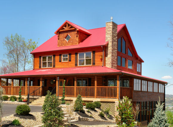 and haven tennessee oak vacation resort sevierville spa cabins local in tn