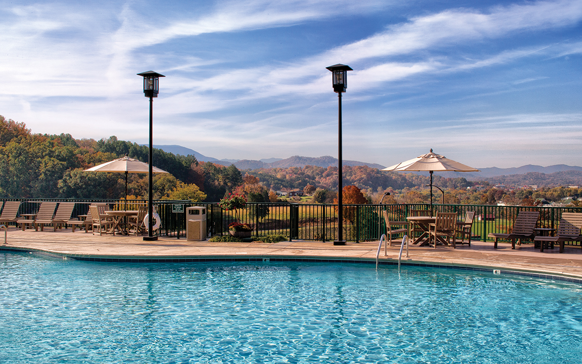 wyndham smoky mountains in sevierville, tn - tennessee vacation
