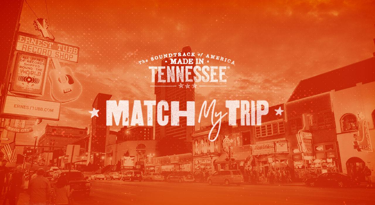 Match My Trip Tn Vacation