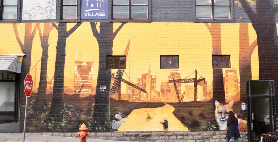 Find these Nashville murals