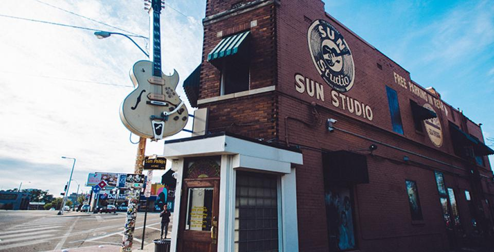 Sam Phillips Recording and Sun Studio