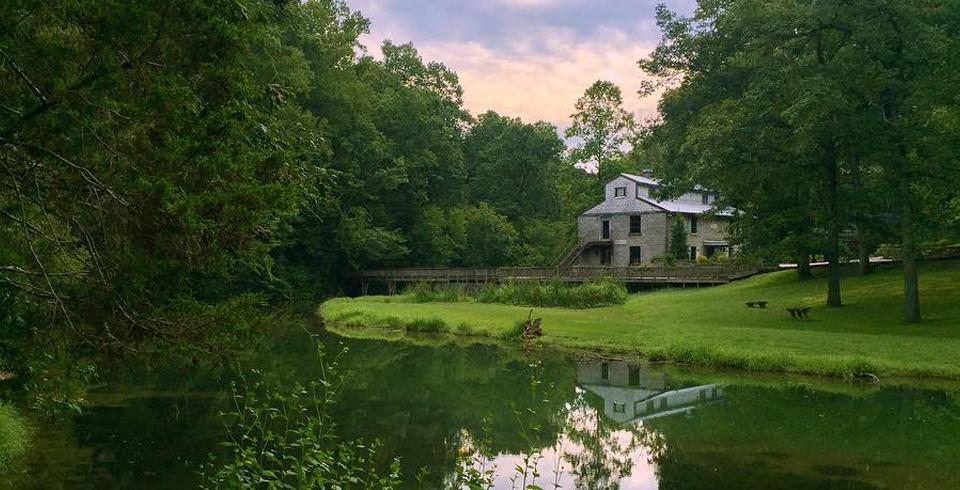 Evins Mill, Smithville