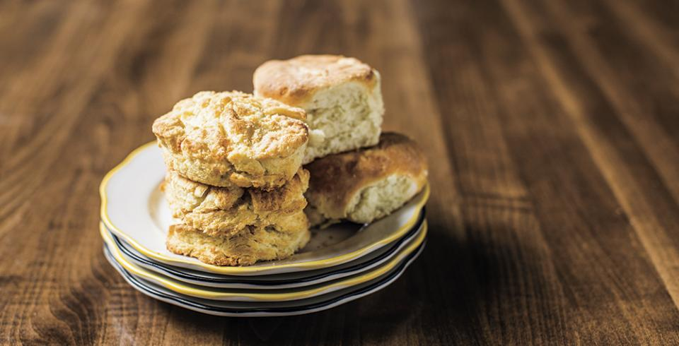 Biscuits at Biscuit Love