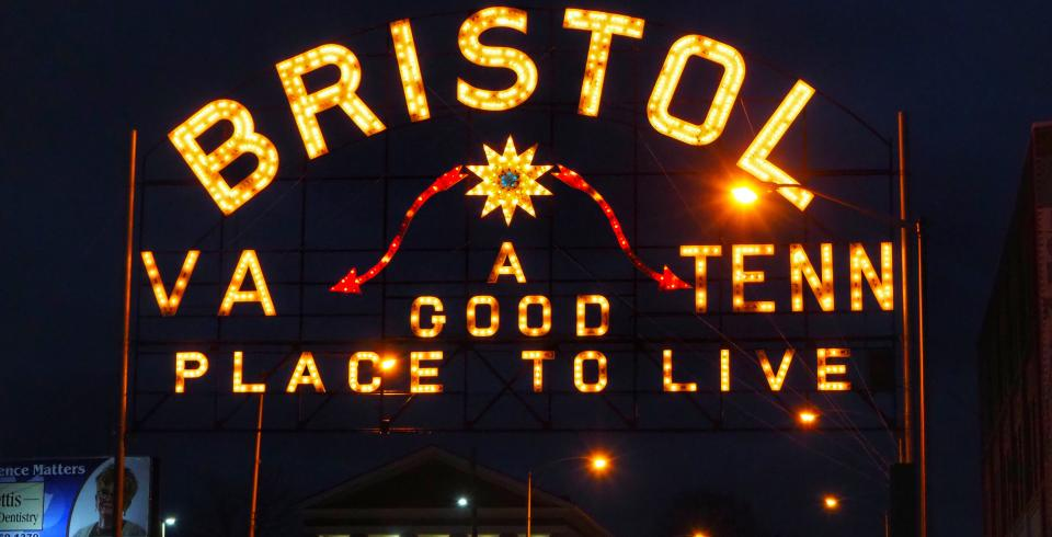 Iconic Bristol Sign