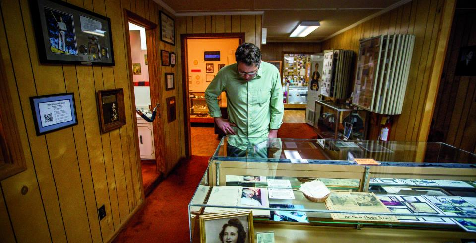 Buford Pusser Home & Museum in Adamsville