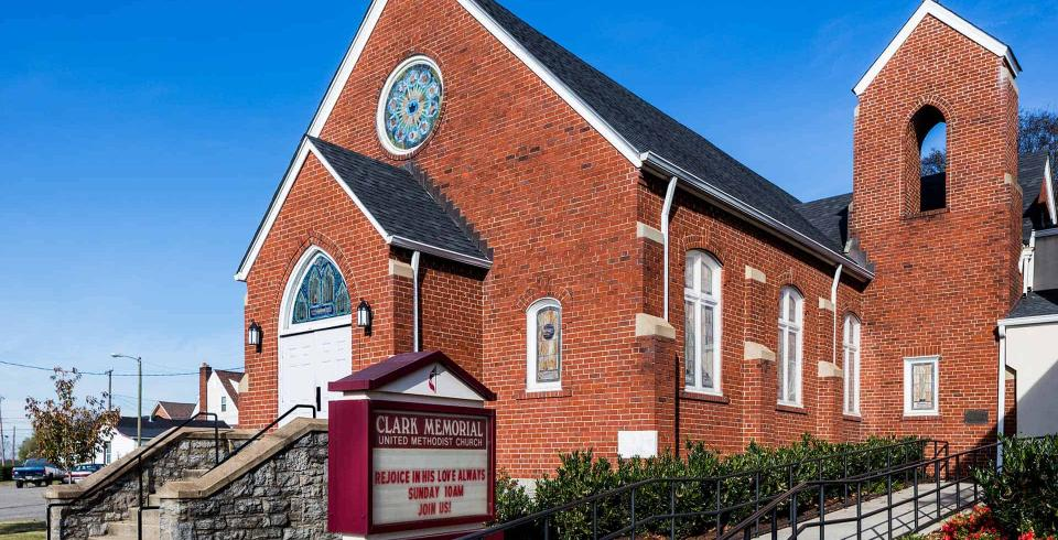 Clark Memorial United Methodist Church, Nashville