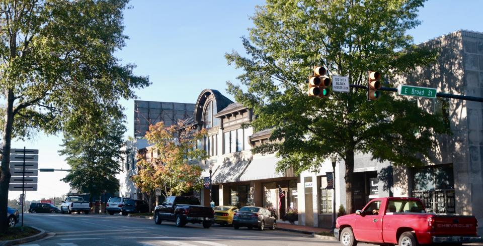 Downtown Cookeville, Tennessee