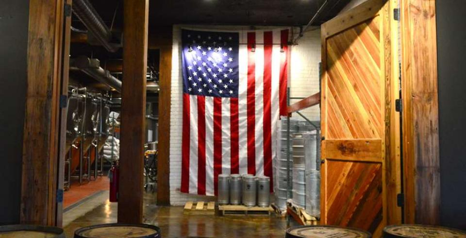 Great Oak Brewing Company in Johnson City, Tennessee