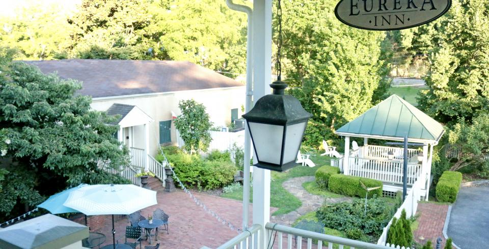 Historic Eureka Inn, Jonesborough
