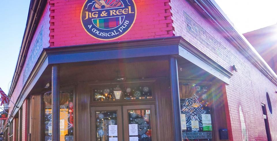 Jig & Reel in Knoxville