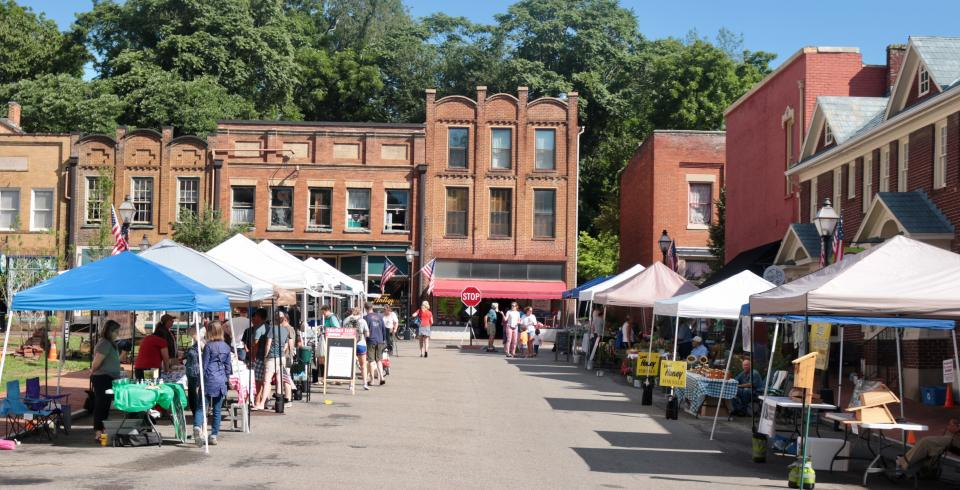 Jonesborough Farmers Market, Jonesborough