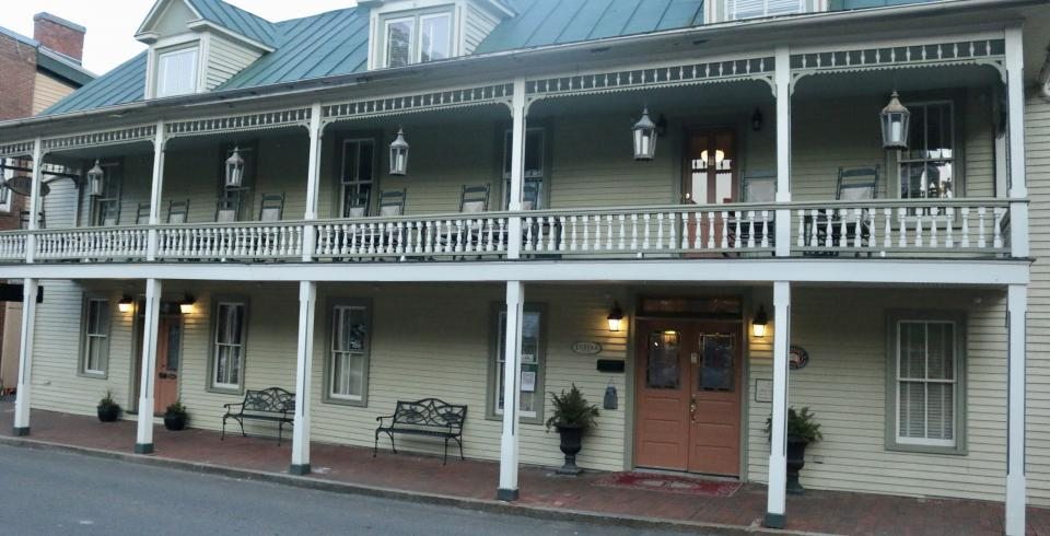 Chester Inn Museum, Jonesborough