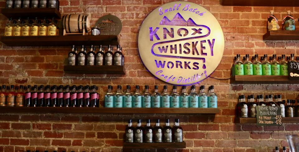 Knox Whiskey Works in Knoxville