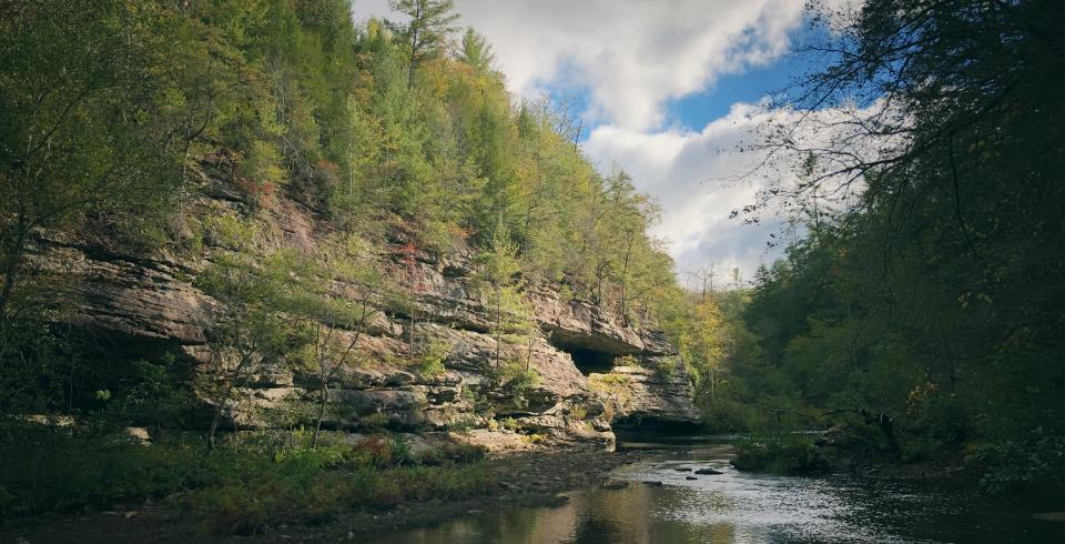 Adventure in Scott County, Tennessee