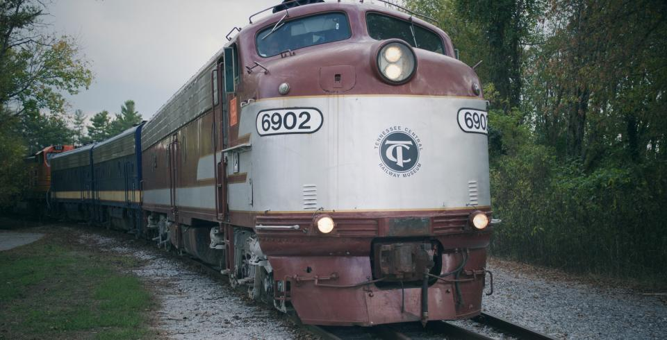 Tennessee Central Railway Museum hosts Wine on the Rails