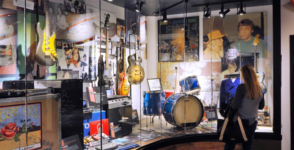 Musicians Hall of Fame and Museum - Nashville