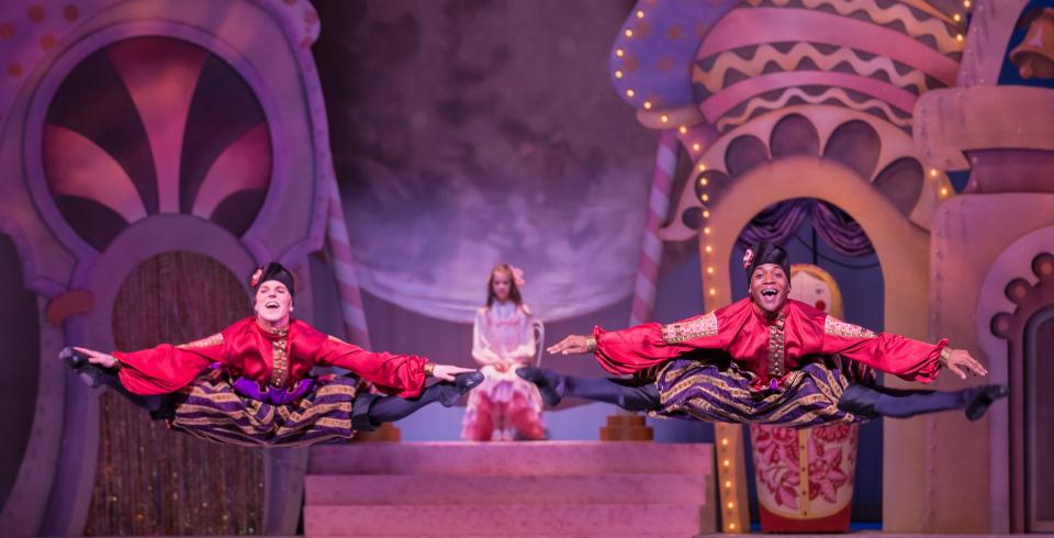 Nashville Ballet performs The Nutcracker