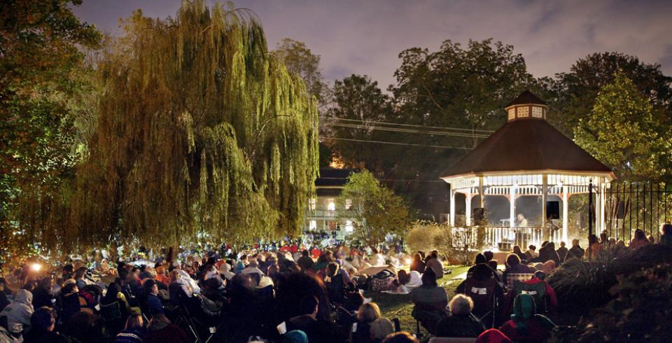 National Storytelling Festival in Jonesborough, Tennessee