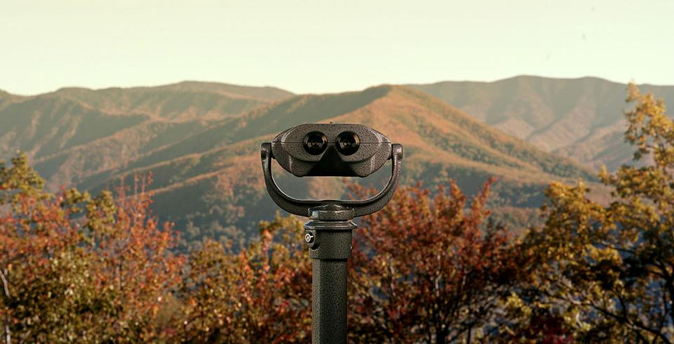 Viewfinder at Ober Gatlinburg