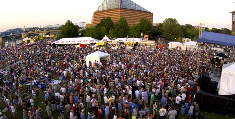 Riverbend Music Festival, Chattanooga
