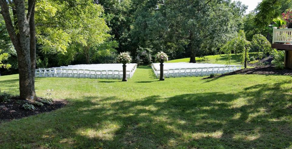 Tennessee Wedding Venues