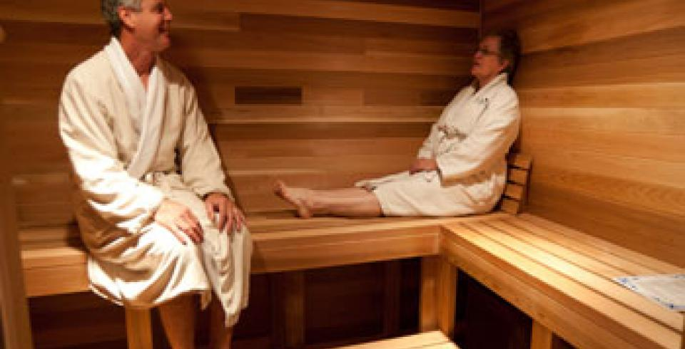 Relax at Oak Haven Spa