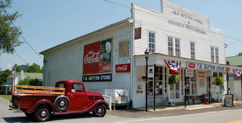 Spend a day in Granville, Tennessee