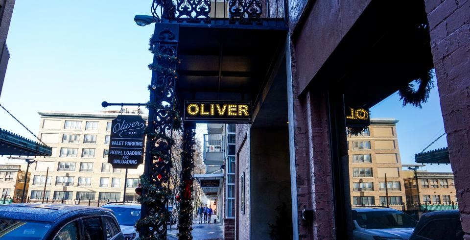 Oliver Hotel in Knoxville TN