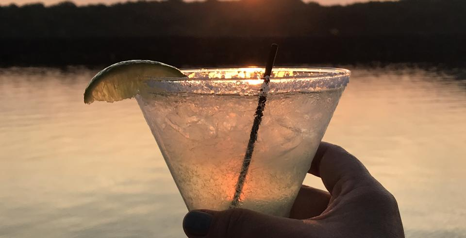 Wildwood Sunset Cruises with Cocktails