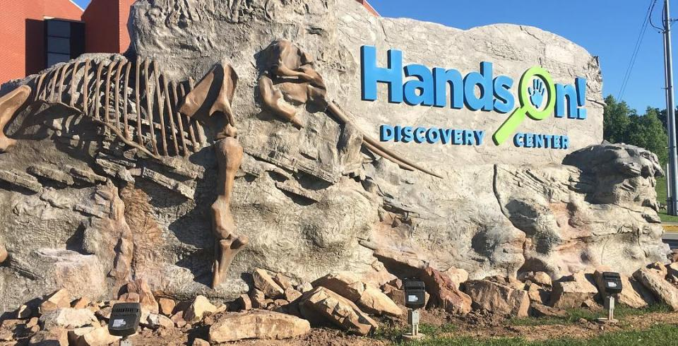 Hands On Discovery Center in Gray, Tennessee