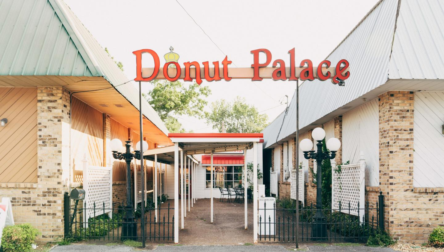 Donut Palace, Tullahoma, Tennessee
