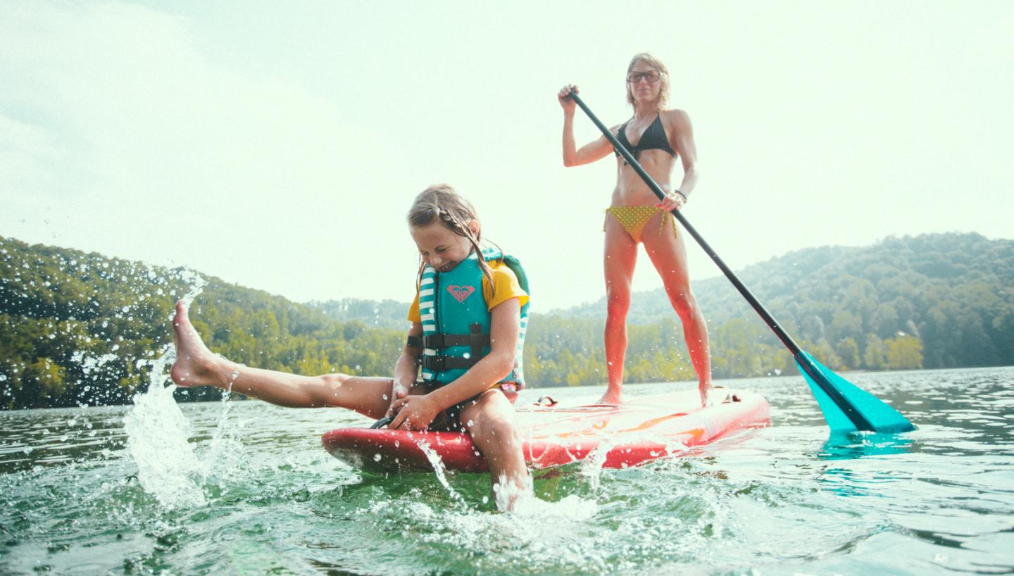 Lakes, Rivers, Waterfalls: Cool off in East Tennessee