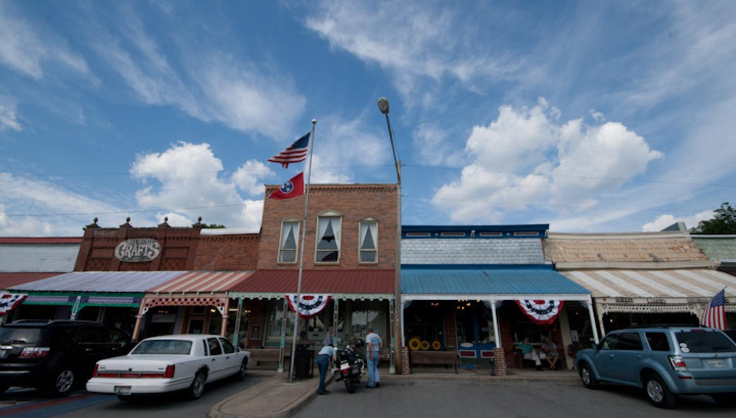 Bell Buckle: A Small Town Treasure
