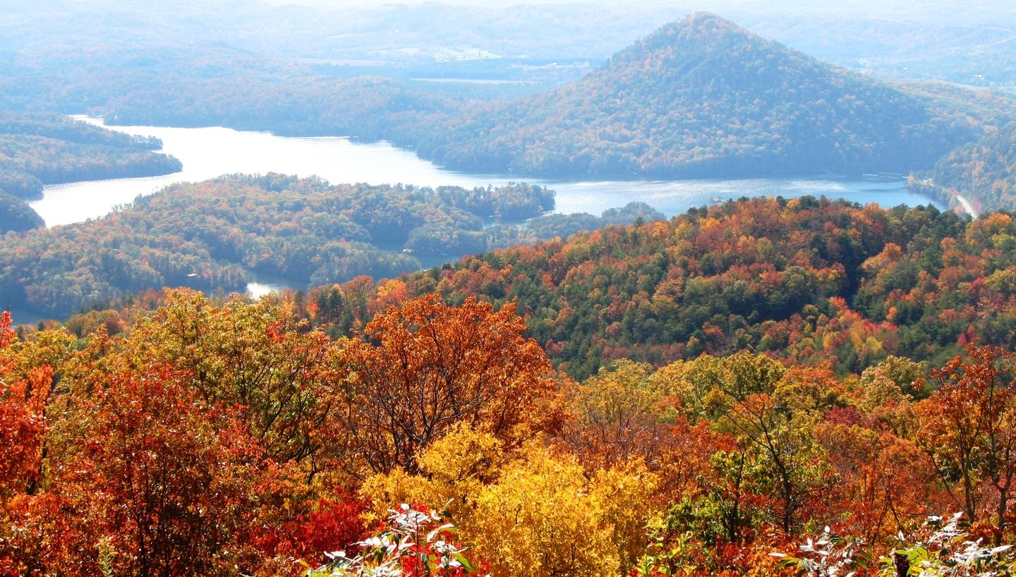 Five East Tennessee Fall Foliage Photo-Ops