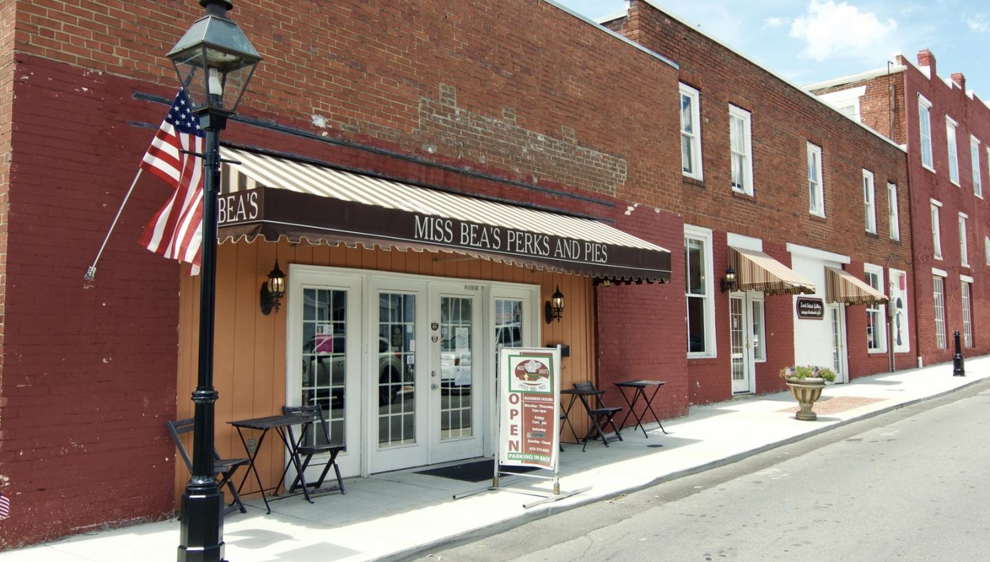 Channeling the Pioneer Spirit in Rogersville, Tennessee