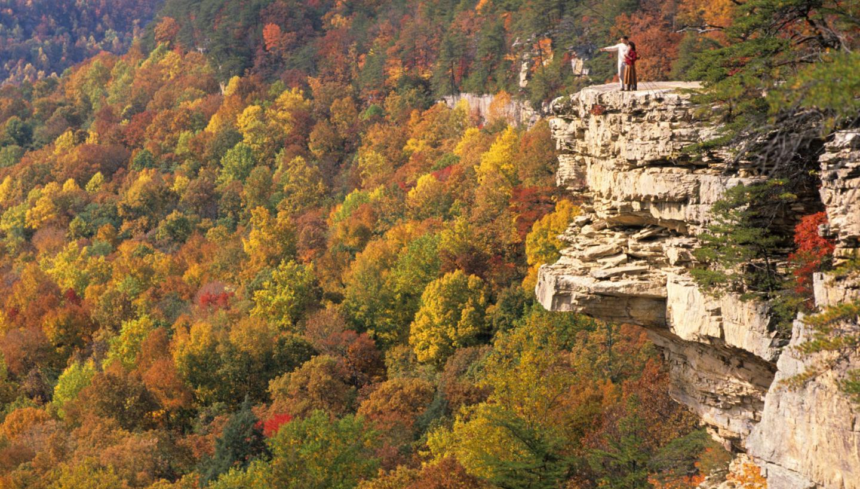 Middle Tennessee Leaf Peeping