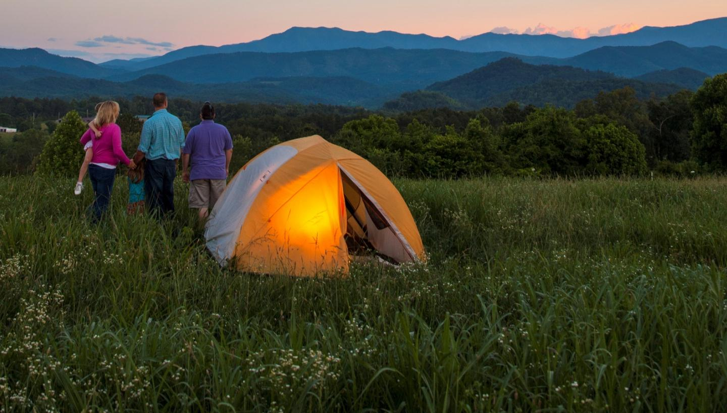 Sleep Under Tennessee Stars & Sleep Under Tennessee Stars - Tennessee Vacation