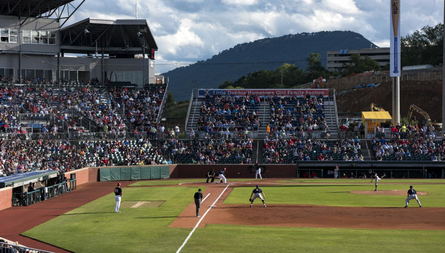 Take Me out to a Tennessee Baseball Game