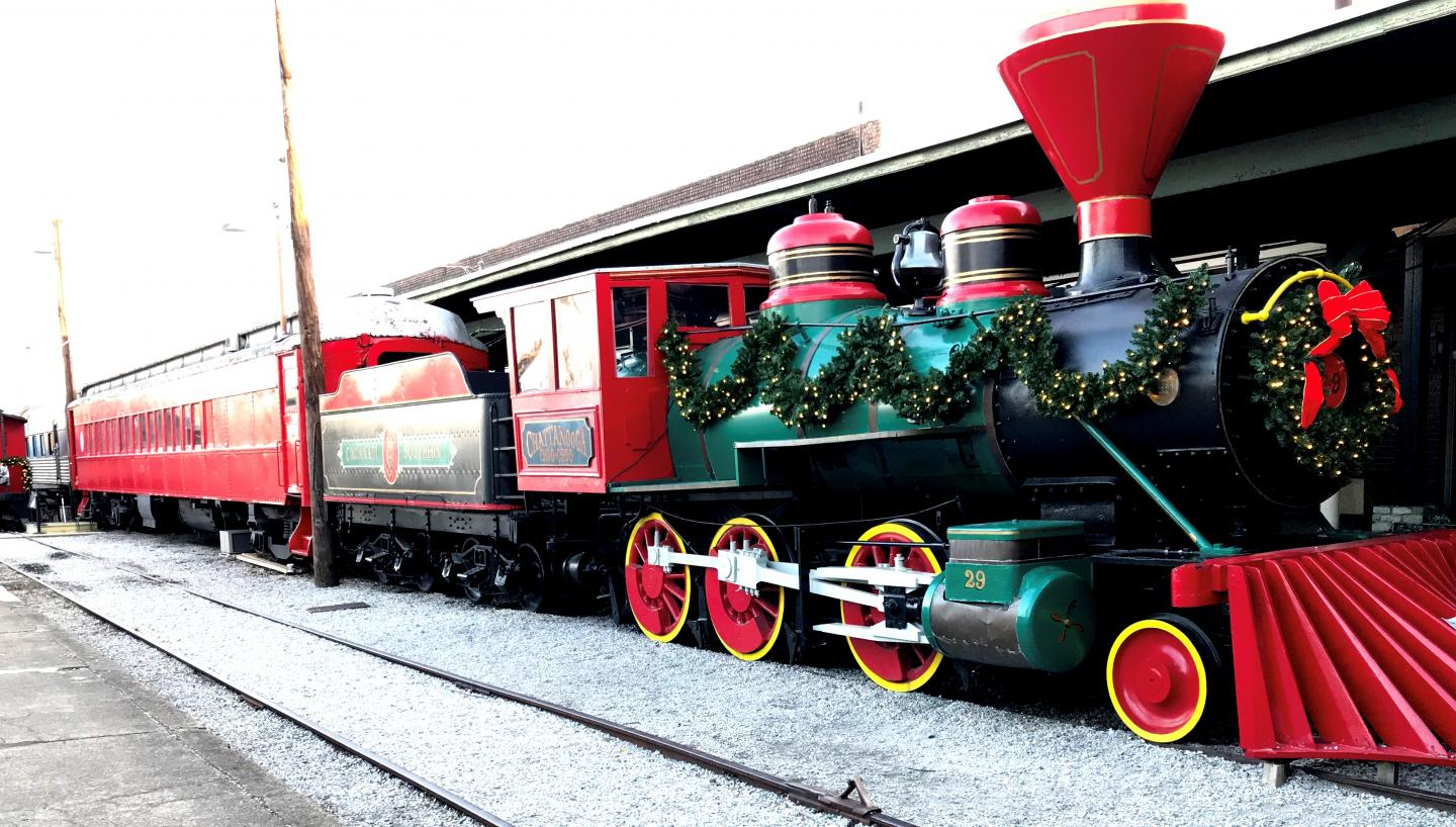 Christmas For All Ages.A Chattanooga Christmas For Kids Of All Ages Tennessee