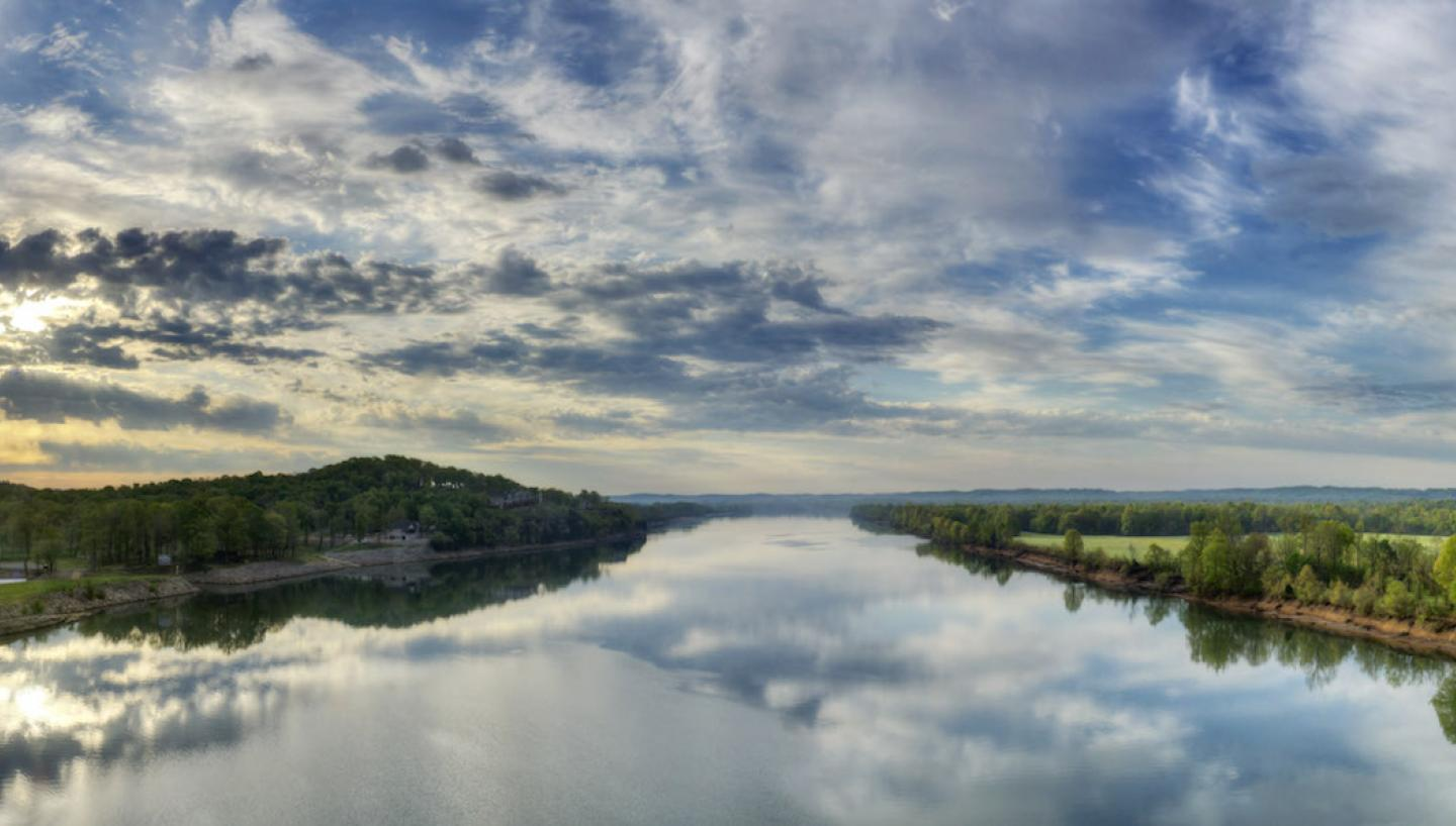Let the Tennessee River Be Your Guide Through Hardin County