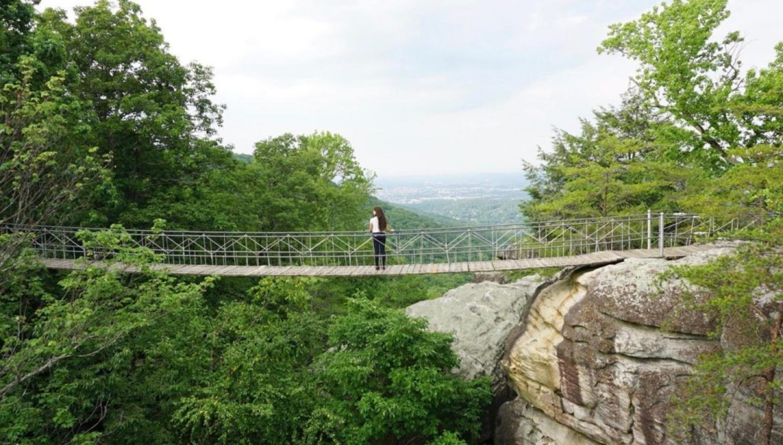 Dame Traveler Explores Chattanooga