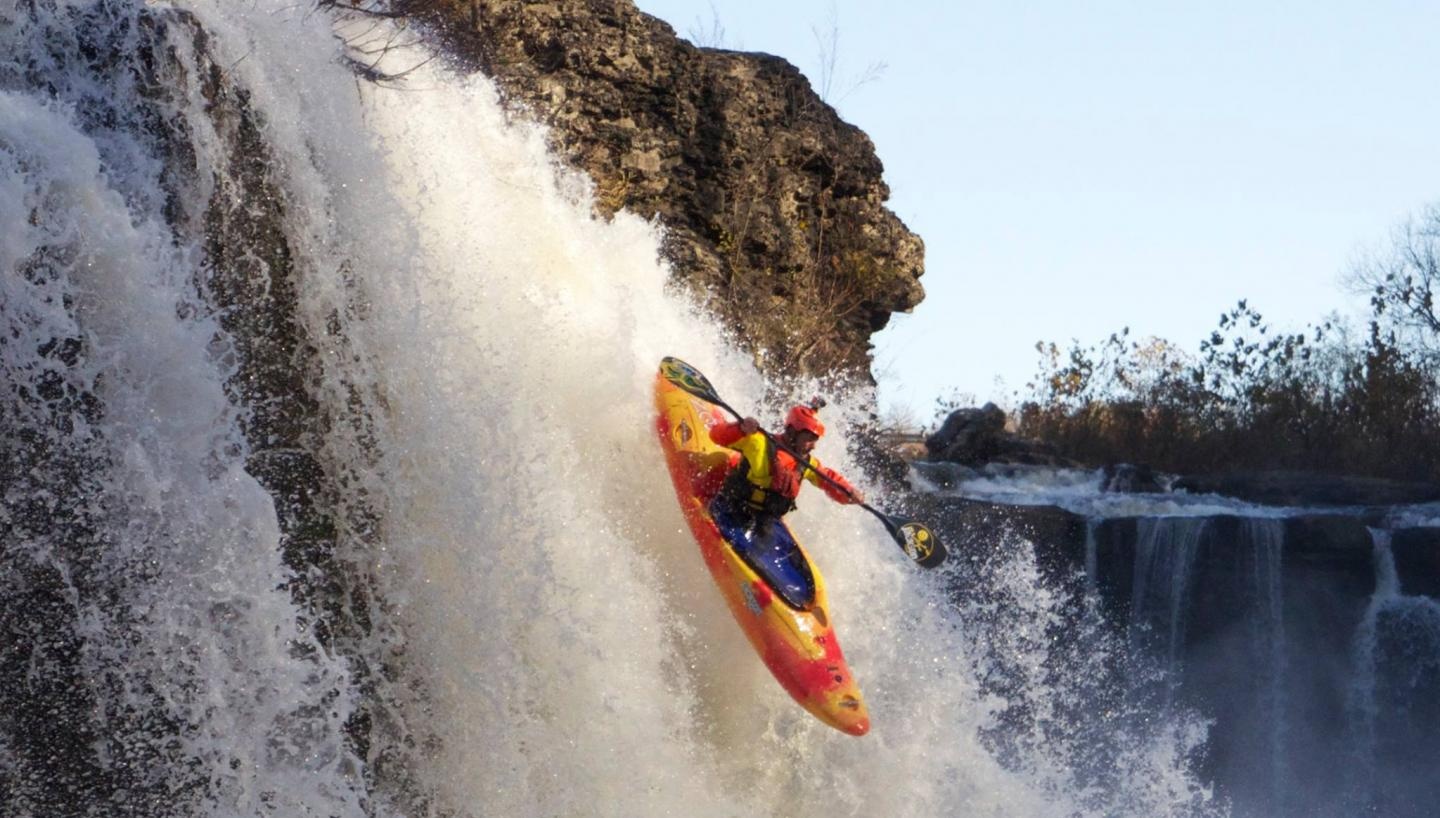 Navigate TN Waters like Olympic Kayaker Eric Jackson