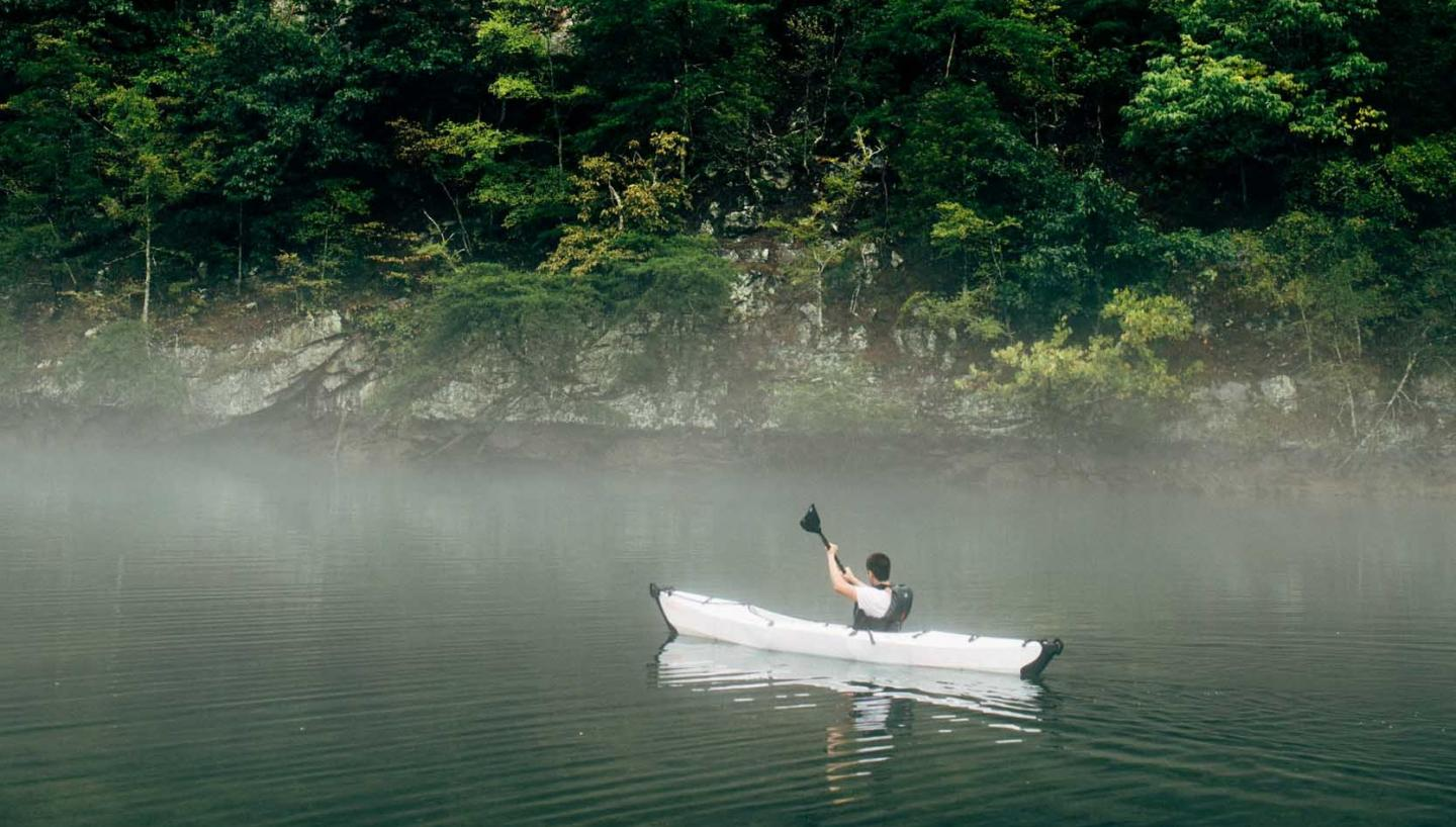 Caves, Lakes, Rivers and Waterfalls: Cool off in Tennessee