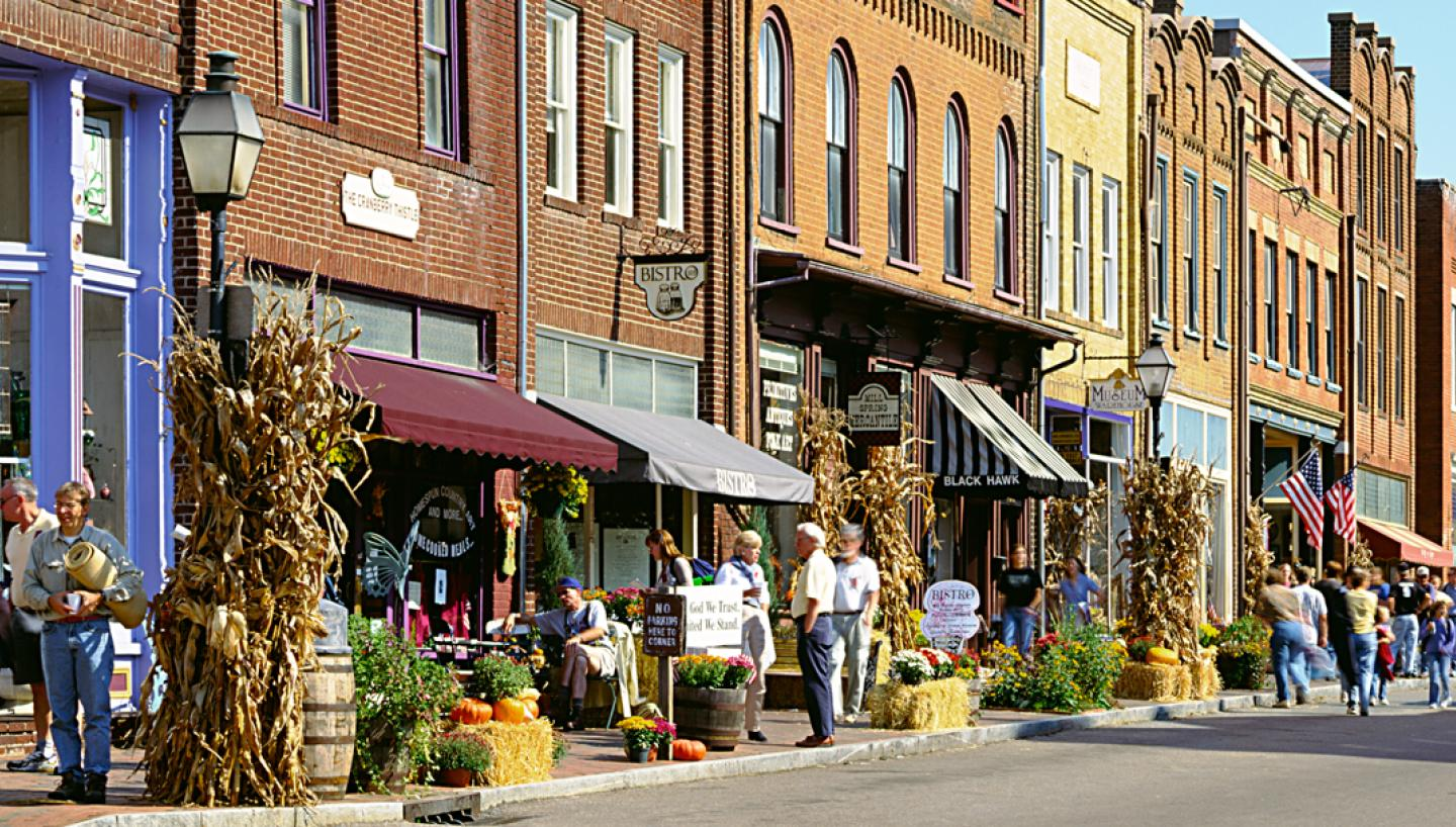 Homespun Tales and Adventures in Tennessee's Oldest Town