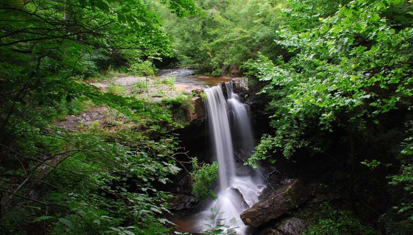 Waterfalls and Whitewater in Southeast Tennessee
