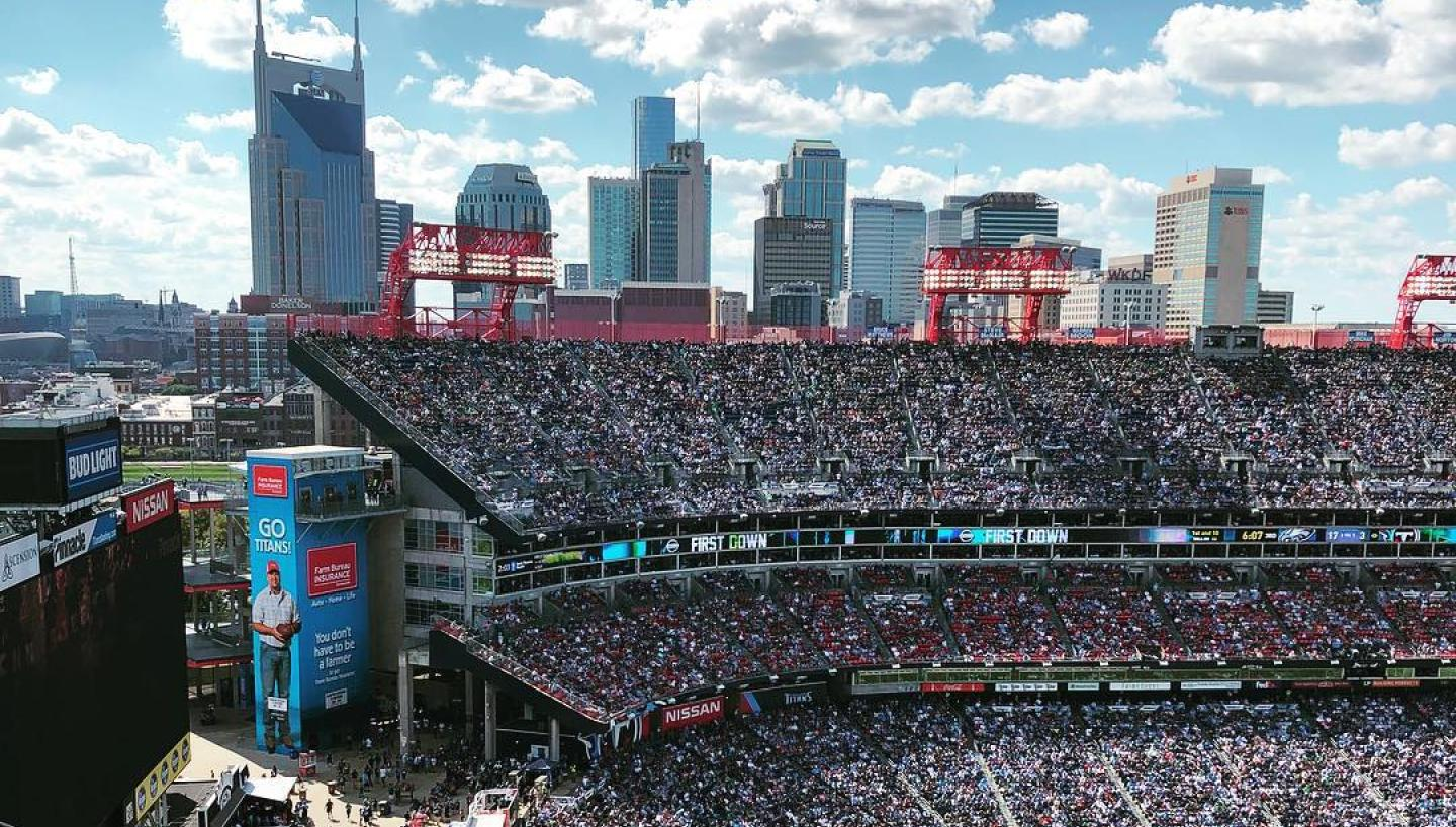 2019 NFL Draft: Visit These Places While in Nashville - Tennessee