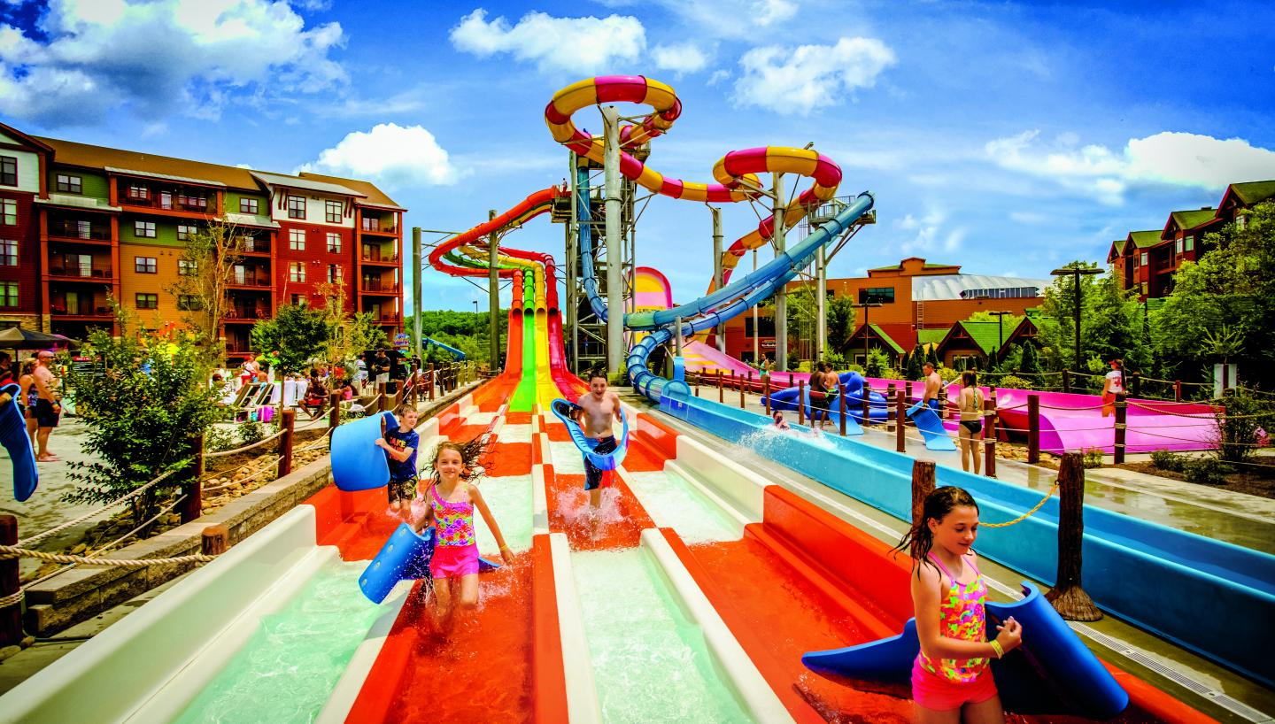 These Tn Water Destinations Are Fun For The Whole Family