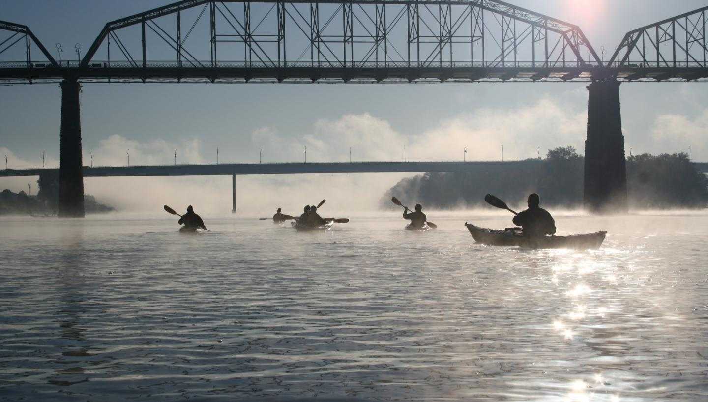 A Day in Chattanooga:  A city destination that is perfect for the outdoor lover